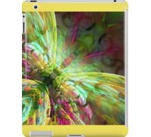 Transparent Butterfly iPad Case/Skin