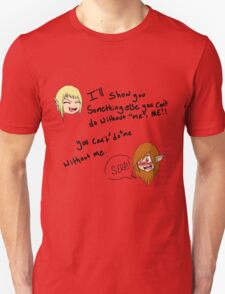 Red Jenny  T-Shirt