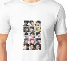 Asian Hotties! Unisex T-Shirt