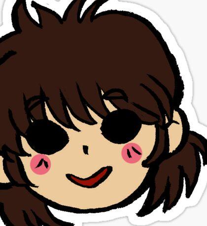 YYH: Keiko Sticker Sticker