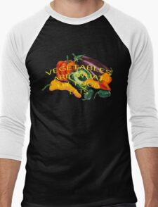 VEGETABLES ARE WHAT MY FOOD EATS T-Shirt