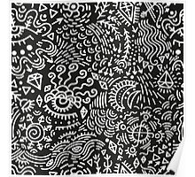 - Psychedelic pattern - Poster