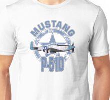 Mustang P51D Unisex T-Shirt