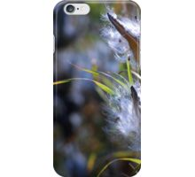 Milkweed iPhone Case/Skin