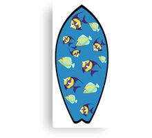 surfboard (fish) Canvas Print