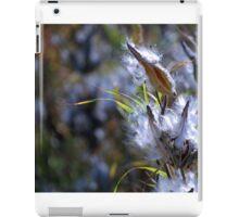 Milkweed iPad Case/Skin