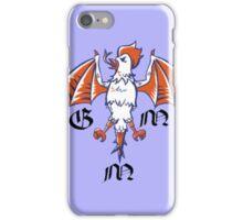 Good Mythical Morning stylized Logo iPhone Case/Skin