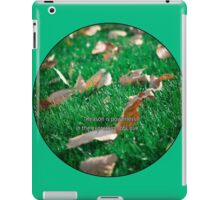 Reason, Rumi iPad Case/Skin
