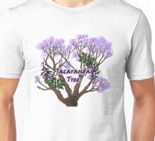 Jacaranda Tree Unisex T-Shirt