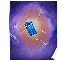 The Tardis - Acrylic Poster