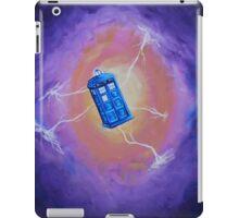 The Tardis - Acrylic iPad Case/Skin
