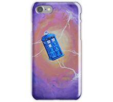 The Tardis - Acrylic iPhone Case/Skin