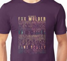 The X-Files Revival - Light Unisex T-Shirt