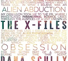 The X-Files Revival - Light by subject13fringe