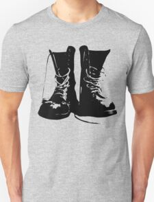 give 'em the boots, the roots, the radical T-Shirt