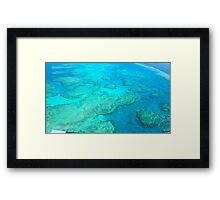 Earth 3 Framed Print