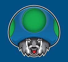 Minnesota Timberwolves 1Up by joeeasy