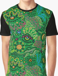 - Psychedelic pattern 3 - Graphic T-Shirt