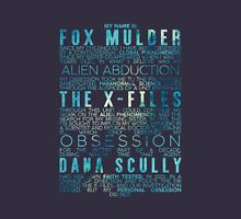 The X-Files Revival - Blue Unisex T-Shirt