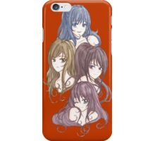 princesses of your dream iPhone Case/Skin