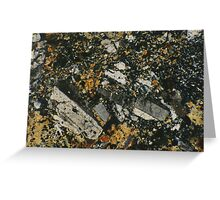 Feldspar 2 Greeting Card