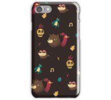 banjo pattern iPhone Case/Skin
