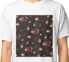 banjo pattern Classic T-Shirt