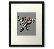 Cyberton Jetfire Framed Print