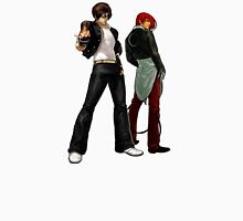 The King Of Fighters - Kyo Kusanagi Vs Iori Yagami Unisex T-Shirt