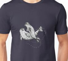 Swimming seals Unisex T-Shirt