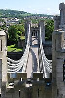 Conwy Bridge  -  North Wales by 29Breizh33