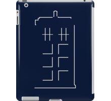 Doctor Who Design - Abstract TARDIS iPad Case/Skin