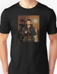 "Captain Hook Comic Poster ""Sunset"" Unisex T-Shirt"