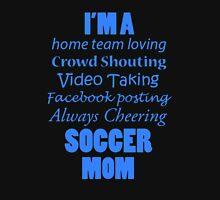 Soccer mom always cheering Unisex T-Shirt