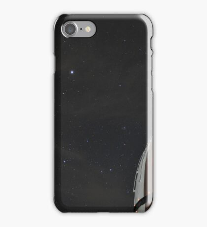 MBO Dome with Sirius and tree shadow iPhone Case/Skin