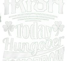 St Patrick's Day by HotTShirts