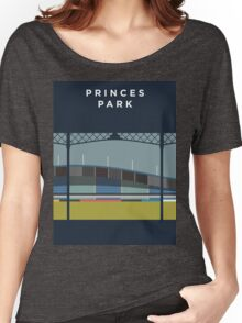 Princes Park Women's Relaxed Fit T-Shirt