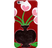 Flowers of the Heart iPhone Case/Skin