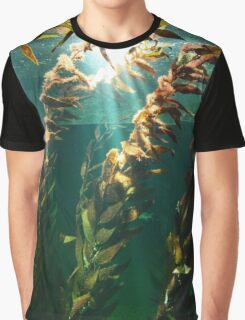 Kelp: the forest of the sea Graphic T-Shirt