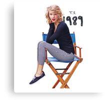 Taylor Swift - ts 1989 Canvas Print