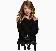 Taylor Swift 002 - ts 1989 Women's Fitted Scoop T-Shirt