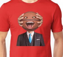 Suited Ball Head Unisex T-Shirt