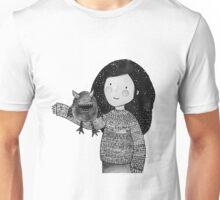 Self portrait with monster Unisex T-Shirt