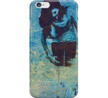 Spilt Paint iPhone Case/Skin