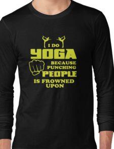 YOGA SHIRT Long Sleeve T-Shirt