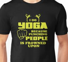 YOGA SHIRT Unisex T-Shirt