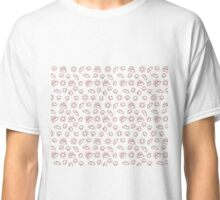 Weather Pattern Red Version Classic T-Shirt