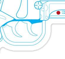 PKD Blaster Sticker