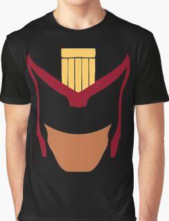 Judge Dredd Graphic T-Shirt