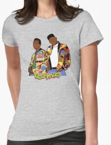 Fresh Prince of Bel-Air  Womens Fitted T-Shirt